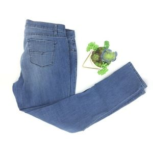 New York & Co. Jeans 18 Average Skinny Stretch